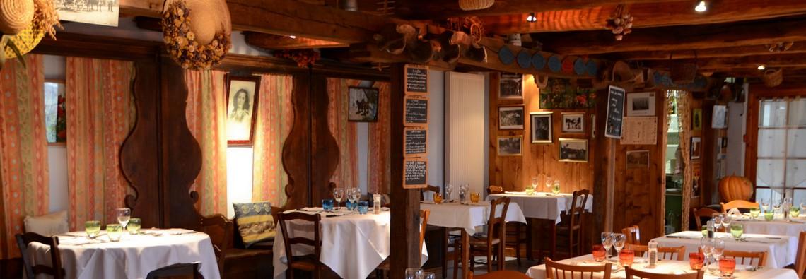 Restaurant Sarran