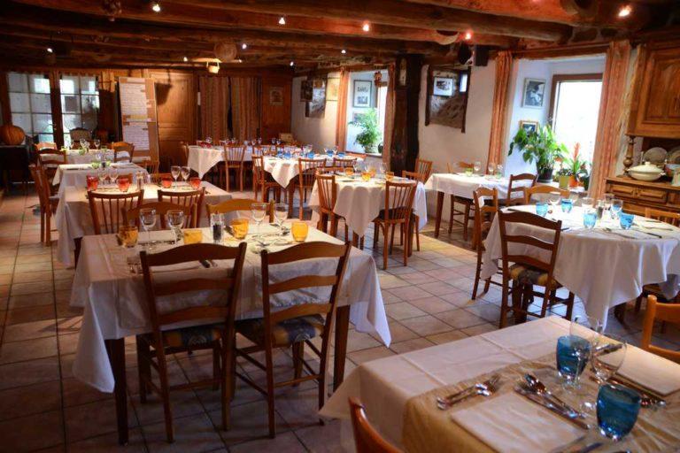 Restaurant dans le Cantal